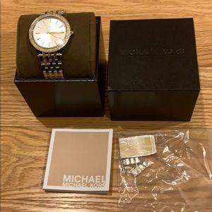 MICHAEL KORS Darci Two-tone Watch 39MM